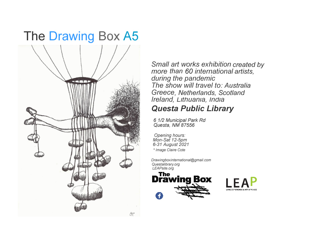 The Drawingbox New mexico